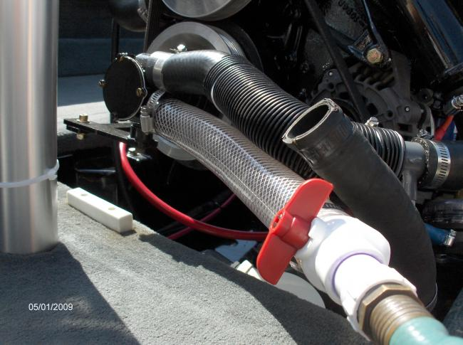 outboard-motor-water-hose-hook-up