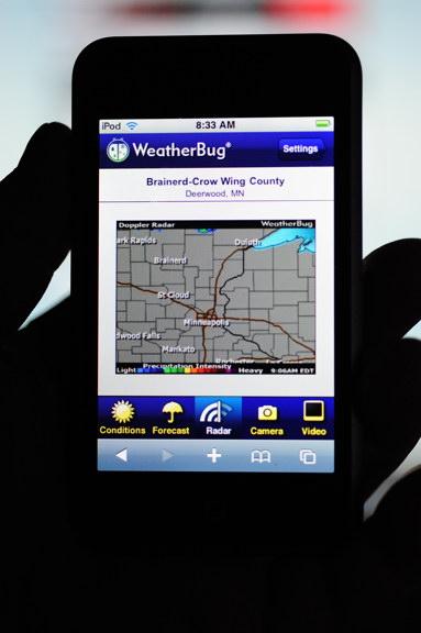 Best Weather Website - TeamTalk